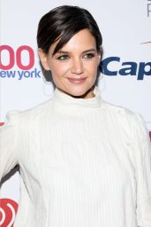 Katie Holmes – Z100s Jingle Ball 2017 in NYC