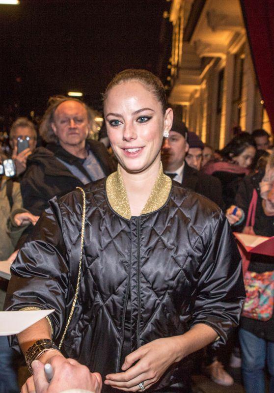Kaya Scodelario – Chanel Fashion Show in Hamburg