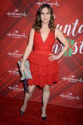 "Kellie Martin – ""Christmas at Holly Lodge"" Screening in Los Angeles"
