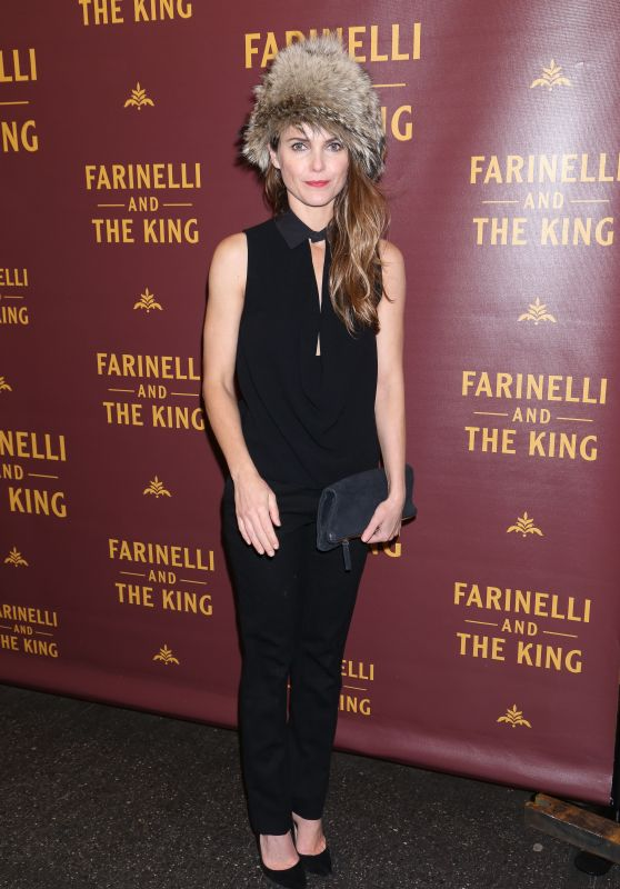 "Keri Russell – ""Farinelli and the King"" Opening Night in New York"