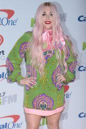 Kesha – Jingle Ball 2017 in Inglewood