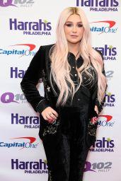 Kesha - Jingle Ball in Philadelphia