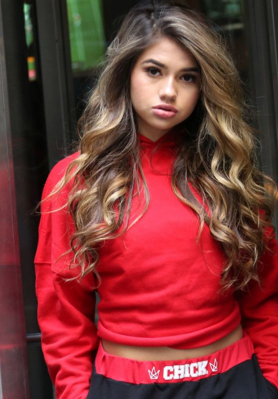 Khia Lopez - Chick.NYC Campaign December 2017