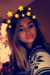 Khia Lopez - Social Media Pics 12/25/2017
