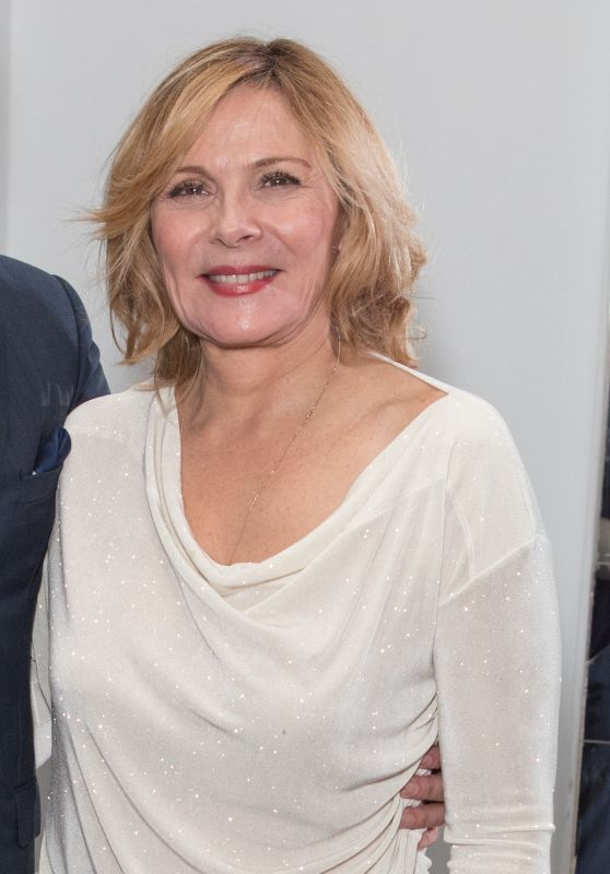Kim Cattrall – Brilliant Is Beautiful Gala in London