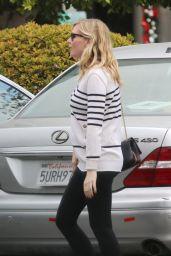 Kirsten Dunst - Leaves an Office Building in Santa Monica 12/20/2017