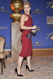 Kristen Bell – Golden Globe Awards 2017 Nomination Announcement in LA