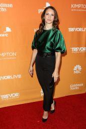 Kristin Davis – TrevorLIVE Fundraiser 2017 in LA