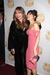 """Krysta Rodriguez – """"Once On This Island"""" Broadway Opening Night in New York City"""