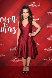 """Lacey Chabert - """"Christmas at Holly Lodge"""" Screening in Los Angeles"""
