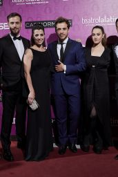 """Laura Conforte – """"Casi Normales"""" Play Opening Night in Madrid"""