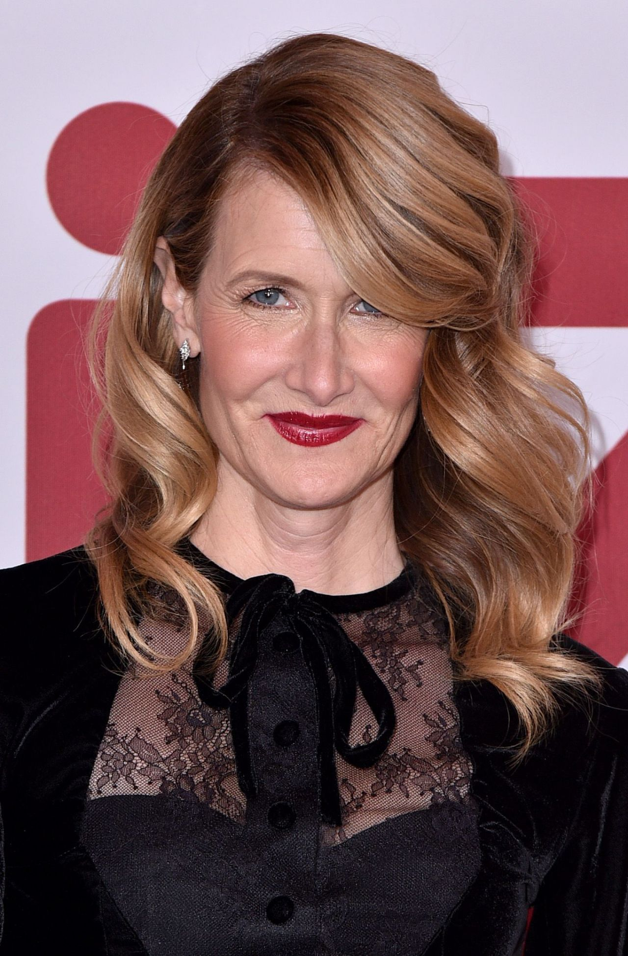 Laura Dern Downsizing Red Carpet In Los Angeles
