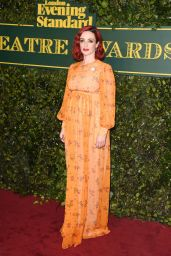 Laura Donnelly – London Evening Standard Theatre Awards 2017 in London