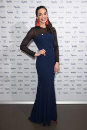 Laura Wright – Sparks Winter Ball in London