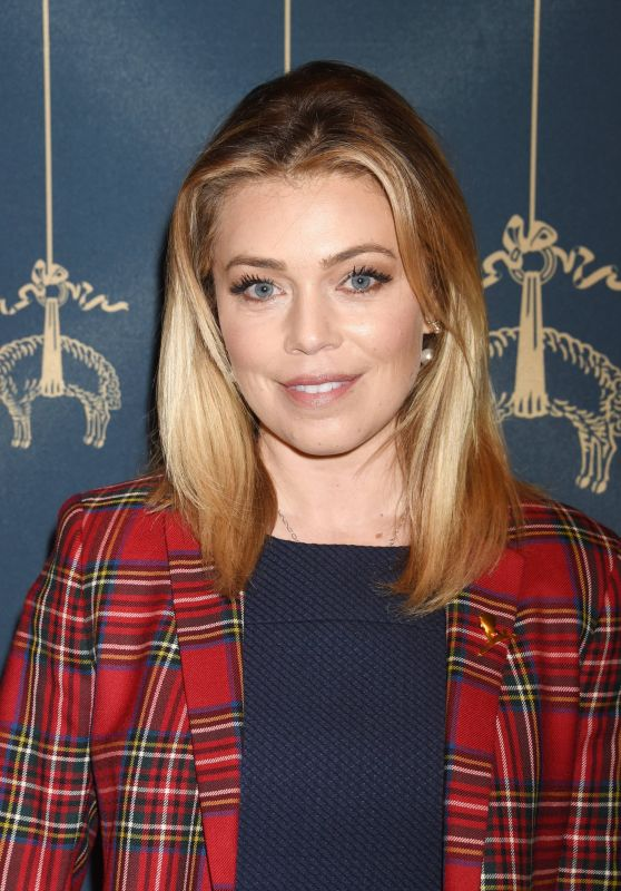 Lauren Sivan – Brooks Brothers and St. Jude Annual Holiday Party in LA
