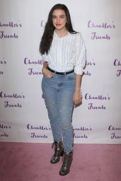 Lilimar – The Chandler's Friends Toy Drive & Wrapping Party in LA
