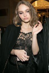 Liliy-Rose Depp - Chanel Metiers d