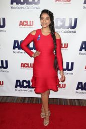 Lilly Singh - Bill of Rights Dinner in Los Angeles