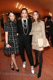 Lisa Tomaschewsky – Chanel Fashion Show in Hamburg