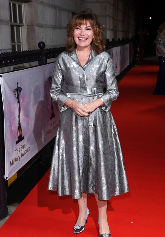Lorraine Kelly – The Sun Military Awards 2017 in London
