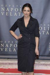 Luisa Ranieri – Napoli Velata Photocall in Rome 12/18/2017
