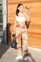 Madison Beer at Jon & Vinny