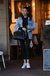 Madison Beer - Leaves Fred Segal in West Hollywood 12/07/2017