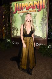"Madison Iseman – ""Jumanji: Welcome to the Jungle"" Premiere in Los Angeles"