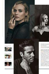 Margot Robbie - Photoshoot for THR