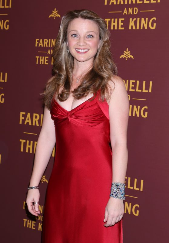 """Margot White – """"Farinelli and the King"""" Opening Night in New York"""