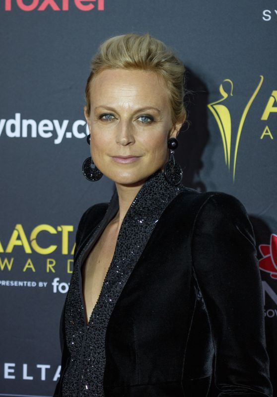 Marta Dusseldorp – AACTA Awards2017 Red Carpet in Sydney