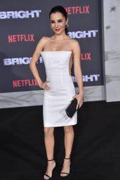 """Martha Higareda – """"Bright"""" Premiere in Los Angeles"""