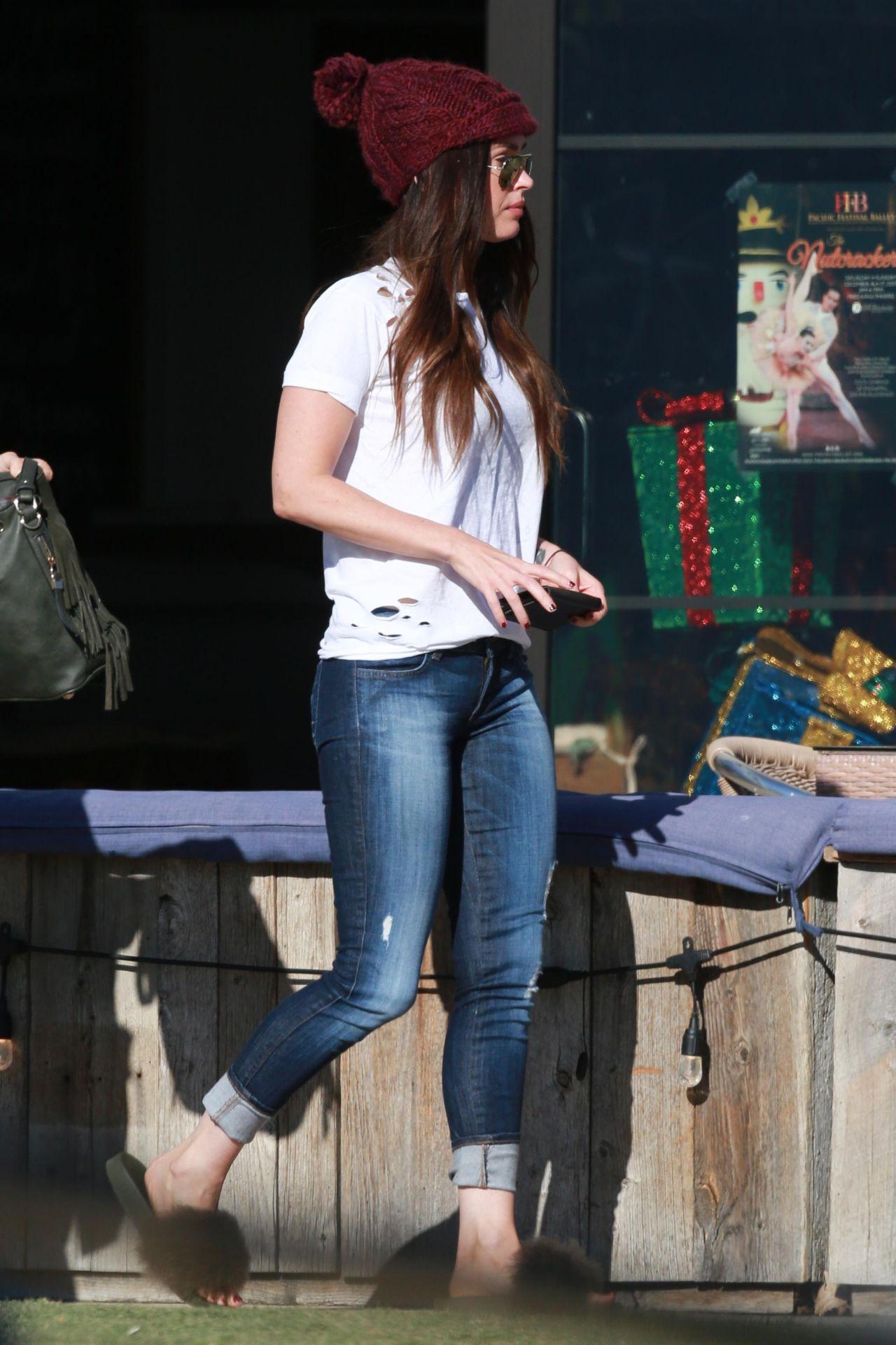 Megan Fox Street Style - Malibu 12/13/2017