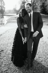 Meghan Markle and Prince Harry - Engagement Photos December 2017