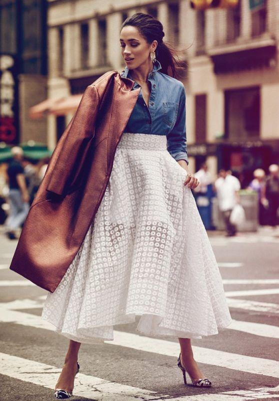 Meghan Markle - Elle France December 2017