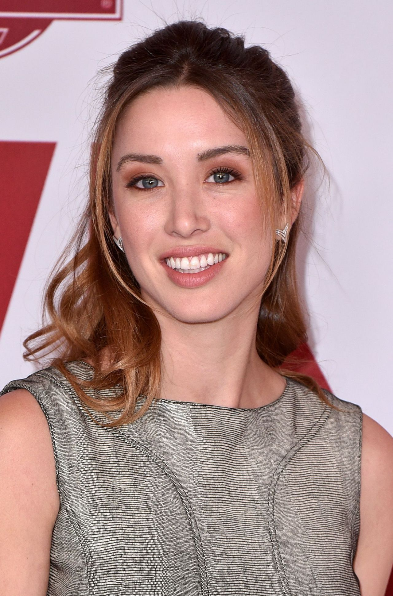 Melissa Bolona Downsizing Red Carpet In Los Angeles