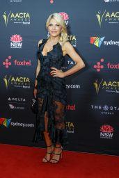 Melissa Tkautz – AACTA Awards2017 Red Carpet in Sydney