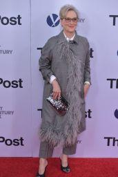 "Meryl Streep – ""The Post"" Premiere in Washington DC"