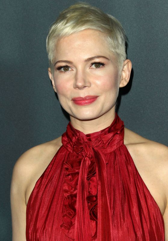 """Michelle Williams - """"All The Money In The World"""" Premiere in Beverly Hills"""