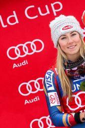 Mikaela Shiffrin at Alpine Skiing
