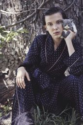 Millie Bobby Brown - Vogue Australia January 2018 Issue