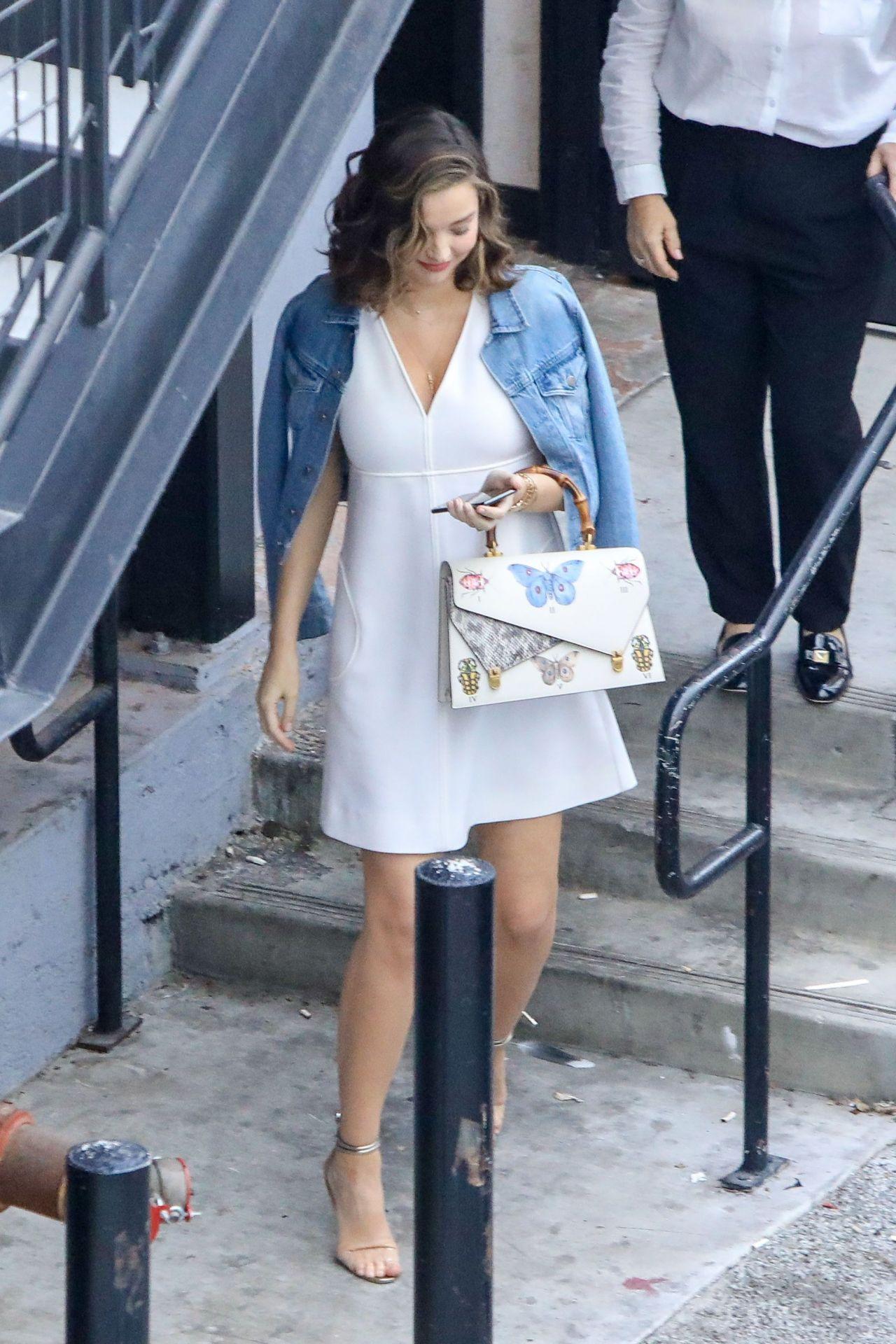 Miranda Kerr Arrivers To Her Meet And Greet At Sephora In Santa Monica