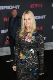 """Molly Sims – """"Bright"""" Premiere in Los Angeles"""