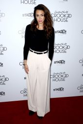 """Mozhan Marno – """"Crooked House"""" Premiere at Metrograph in NYC"""