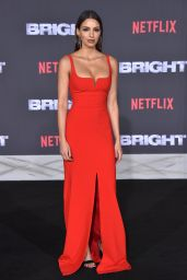 "Nadia Gray – ""Bright"" Premiere in Los Angeles"