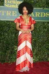 Naomi Ackie – London Evening Standard Theatre Awards 2017 in London