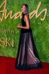 Naomi Campbell – Fashion Awards 2017 in London