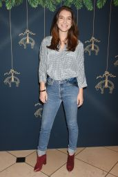 Nathalia Ramos – Brooks Brothers and St. Jude Annual Holiday Party in LA