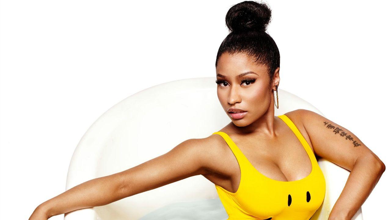 Nicki Minaj Wallpapers • CelebMafia