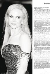 Nicole Kidman - Muse Magazine January 2018 Issue